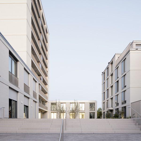 Neubau Wohnanlage Ludwigsburg