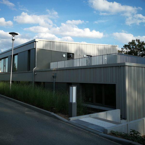 Neubau Kinderhort Eckental